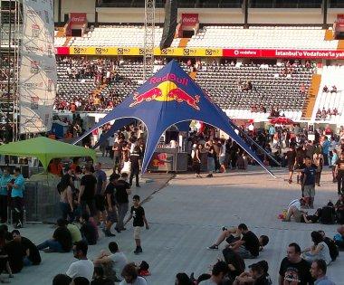 Iron Maiden Konser Alanı